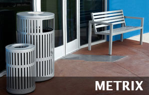 Metrix Collection by Landscape Brands