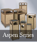 Aspen Series by Rubbermaid Commercial Products