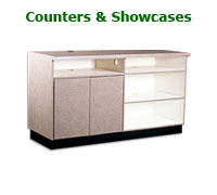 Counters & Showcases