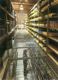 Multi-Level Shelving Systems